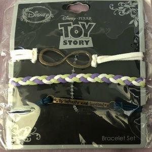 Toy Story Bracelet Set